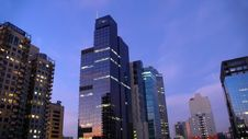 Free Melbourne Building Stock Image - 3942521