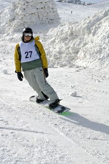 Free Snowboard Stock Photos - 3942683