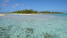 Free Polynesian Atoll Stock Image - 3942781