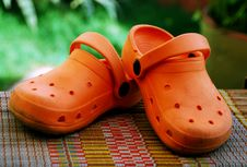 Free Sandals Stock Photography - 3943392