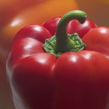 Free Close Up Of Red Pepper Royalty Free Stock Image - 3944006