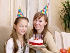 Free Birthday Party Stock Image - 3944401