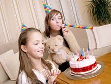 Free Birthday Party Royalty Free Stock Photos - 3944508