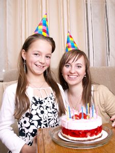 Free Birthday Party Stock Photography - 3944552