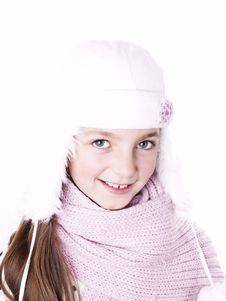 Closeup Of Girl Stock Photos