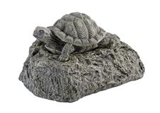 Stone Turtle Statue Royalty Free Stock Image