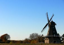 Free Windmill Romele峥n Stock Images - 3945644