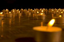 Free Candles Stock Photos - 3945743