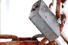 Free Chained Stock Photo - 3946570