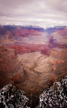 Free Grand Canyon Royalty Free Stock Photo - 3947135