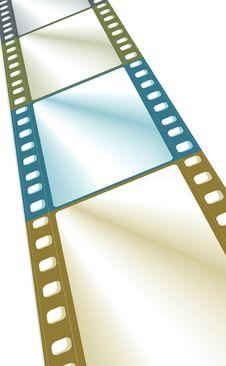 Free Color Film Frame Stock Photo - 3947280