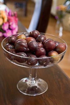 Free Plums Royalty Free Stock Photos - 3948208