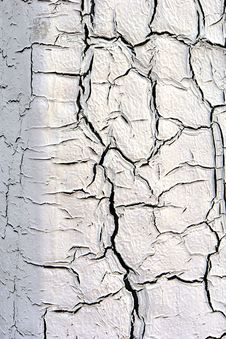 Free Cracked Paint Royalty Free Stock Photography - 3948767