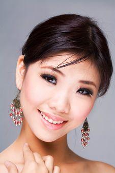 Free Asian Beauty Stock Photo - 3948910