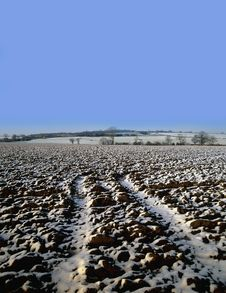 Free Warwickshire Farmland Stock Photo - 3949180