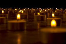 Free Candles Stock Photo - 3949200