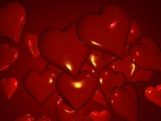 Free Valentine S Day Background Royalty Free Stock Photos - 3950088