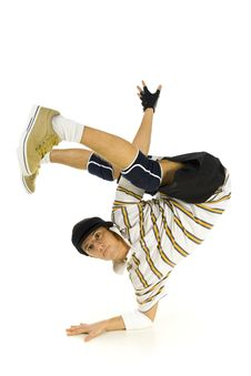 Free Breakdancer Royalty Free Stock Photos - 3950448