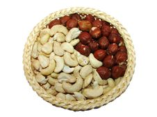 Free Assortment Of Peanuts Royalty Free Stock Images - 3951029