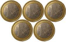 Free Euro Royalty Free Stock Photography - 3951297