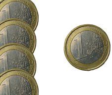 Free Euro Royalty Free Stock Photography - 3951447