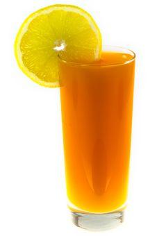 Free Orange Juice And Lemon Royalty Free Stock Photo - 3951885