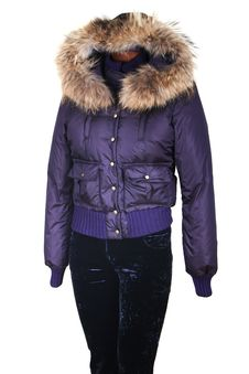Free Female Jacket With A Hood Stock Image - 3953441