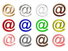 Free Email Royalty Free Stock Images - 3953879