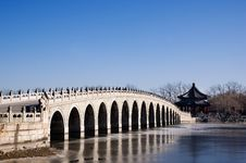Free The Summer Palace Royalty Free Stock Images - 3954989