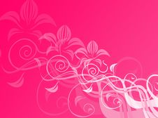 Free Floral Background Royalty Free Stock Photos - 3955128