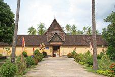 Free Wat Si Saket Stock Images - 3955434