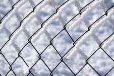Free The Fence Stock Photography - 3956672