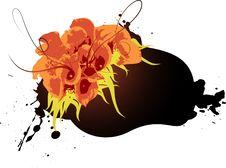 Free Orange Flower Stock Photo - 3956960