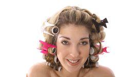 Free Beauty Woman Stock Photos - 3957783