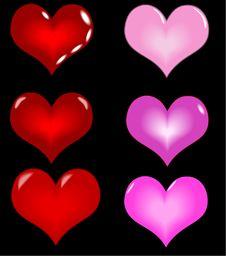 Free Hearts Stock Photos - 3957983