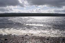 Free Moody Sky Over Loch Ness Stock Photo - 3958360