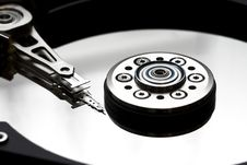 Free Hard Disk Drive Royalty Free Stock Image - 3958536
