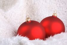 Free Wintery Christmas Decorations Royalty Free Stock Images - 3959879