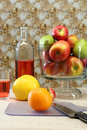 Free Apples And Oranges Stock Photography - 3967612