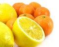 Free Mandarines And Lemons Royalty Free Stock Image - 3968196
