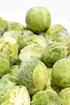 Free Brussel Sprouts Stock Photography - 3960392