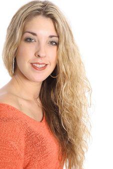 Free Beautiful Blonde Royalty Free Stock Image - 3960796