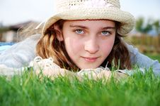 Free Young Girl Stock Image - 3961511