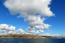 Free Norway Seashore Stock Photos - 3962183
