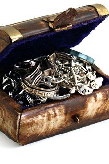 Free Treasurechest2 Stock Image - 3963521