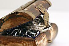 Free Treasurechest5 Stock Image - 3963531