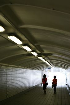 Free Tunnel Royalty Free Stock Images - 3964159