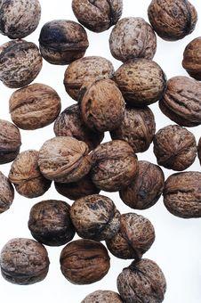Free Nut For Sweet Dessert Taste! Royalty Free Stock Photo - 3965625
