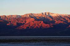 Free Telescope Peak Sunrise Stock Photo - 3966560