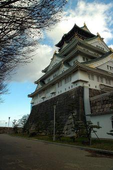 Free Osaka Castle Stock Photos - 3966563